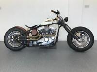 Harley Davidson Gooseneck Bobber Sportster 883