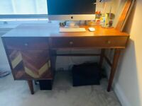 Solid Wood Large Home Office Desk