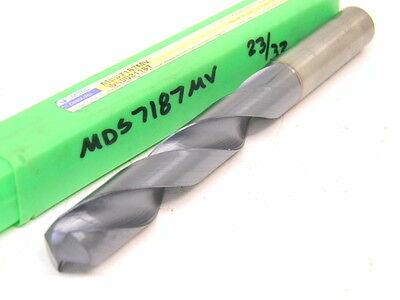 New Surplus Sumitomo 2332 Part Mds7187mv Solid Carbide Drill