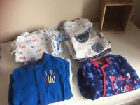 Big bundle boys 3-6 months clothes over 70 items