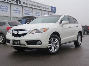 2014 Acura RDX AWD| Sunroof| Heated leather| Bluetooth