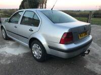 Volkswagen Bora, 1.9TDI, 2002, MOT'd End Of Oct 2018