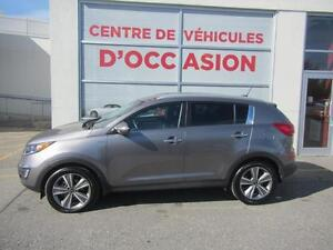 2014 Kia Sportage SX TURBO AWD