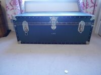 Green Old Trunk - Excellent Condition