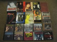 The Doors / Jim Morrison Job Lot: 14 CDs & 9 Books. Rimbaud, Wilderness, Lords, etc Albums. Box Set.