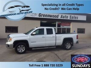 2014 GMC Sierra 1500 SLE 4x4 GREAT LOOKING TRUCK...WON'T LAST!