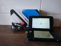 Nintendo 3DS XL Metallic Blue Console Boxed