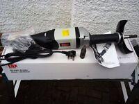 EDX straight grinder / polisher 240 V Variable speed brand new