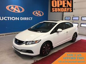 2013 Honda Civic EX SUNROOF! BACK UP CAMERA!