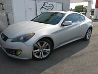 2012 Hyundai Genesis Coupe 2.0T/INT.ROUGE /TOIT**55$/SEM TOUT IN