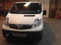 Vauxhall vivaro complete front end Breaking Spares Parts available