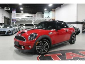 2012 MINI Cooper Coupe S | 6 SPD | LOCAL CAR | BLUETOOTH