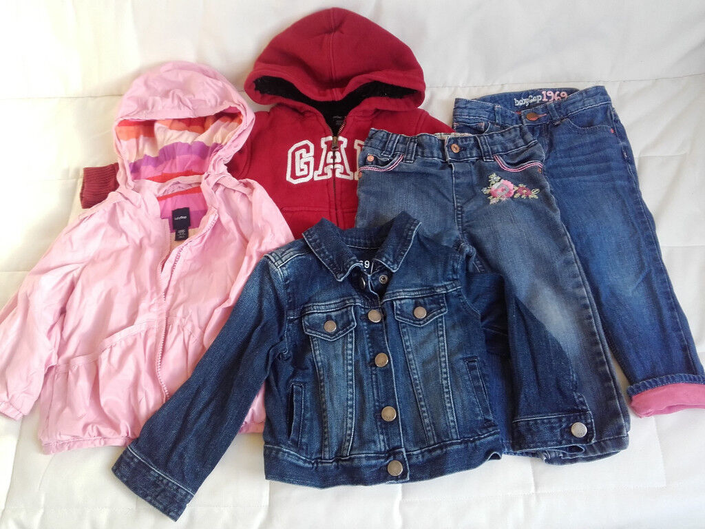 Small 18-24 mth clothing bundle – 5 girl items