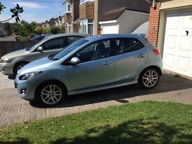 Mazda 2 sport 1.6 TDi diesel, 39000 miles, £4250 ovno