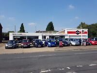 Mechanic/MOT Tester required for Workshop - Downley High Wycombe