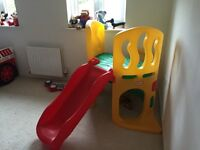 Little Tikes Climb & Slide As new used indoors