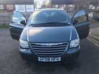 2008 Chrysler Voyager 2.8 CRD Executive 5dr Auto @07445775115