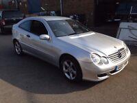 Mercedes C220 Coupé