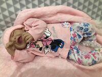 Beautiful reborn doll