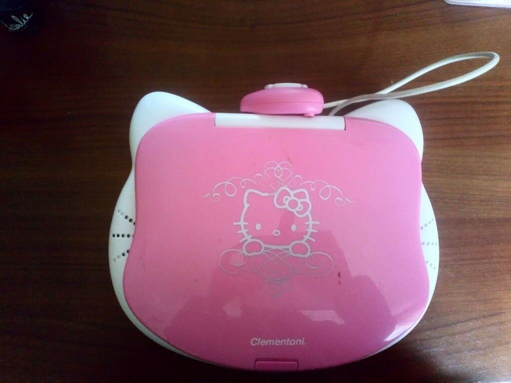 Pink Hello Kitty Laptop For Girls