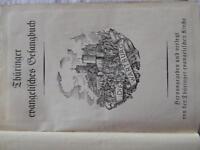Gesangbuch - 4. Auflage von 1930 Bayern - Goldkronach Vorschau
