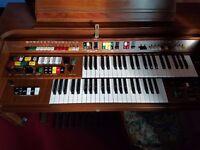 Yamaha Electone B805 Organ