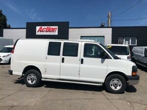2016 GMC Savana 2500 finance or lease from 4.99%oac