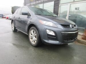 2012 Mazda CX-7 GS TURBO AWD WITH ALLOYS & LEATHER