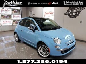 2017 Fiat 500 Lounge | 5.0 TOUCHSCREEN | UCONNECT | KEYLESS |