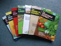 House Plant Expert, Vegetable Expert, Fruit Expert, Bedding Plant , Rose, Lawn & Container Books