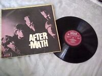 THE ROLLING STONES AFTERMATH ALBUM