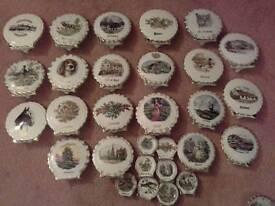 Fine Bone China collection of ornaments
