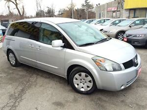 2006 Nissan Quest S / 7 PASS / LOADED / CLEAN