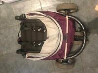 Baby jogger citi mini 3 wheeler - pushchair pram buggy