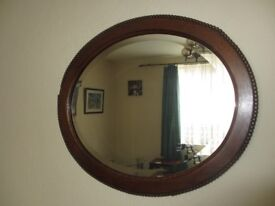 Solid wood Mirror for sale - £20.00