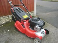 Cobra RM40SPB Petrol Lawnmower Rear Roller Self Propelled Fully Serviced Great Mower Great Results