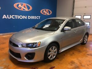 2017 Mitsubishi Lancer ES POWER GROUP/ HEATED SEATS/ BACK-UP...