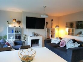 Beautiful and recently renovated 2 bedroom garden flat close to public transport