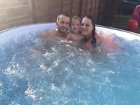 Hot tub hire, Book yours with Bubblicious! 3 Nights hire £115