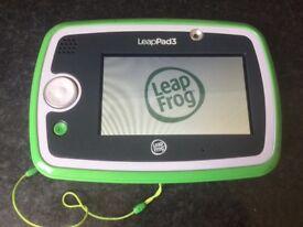Green LeapPad 3