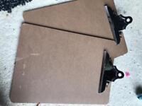30 x A4 clip boards brand new