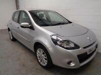 RENAULT CLIO , 2010 , ONLY 48000 MILES + FULL HISTORY , LONG MOT , FINANCE AVAILABLE , WARRANTY
