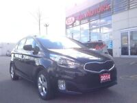 2014 Kia Rondo LX SEVEN PASSENGER BLUETOOTH HEATED SEATS NICE!!