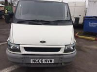2006 ford transit van only £2695 no vat !!!!