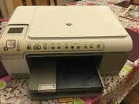 HP Photosmart printer scanner copier used in original box
