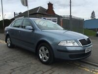 SKODA OCTAVIA 1.9 TDI AUTO AMBIENTE,07 PLATE 2007,FACELIFT MODEL...73,000 MILES...ONE YEARS MOT!!