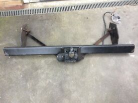 Towbar for Mitsibushi L200