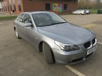 **NOW REDUCED**BMW E60 535d, FULLY LOADED, VERY RARE EXAMPLE OF E60 WITH SO MANY EXTRAS