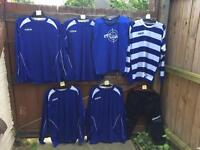 5-a-side football kit (adult) great condition!
