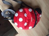 Littlelife Minnie backpack/reins